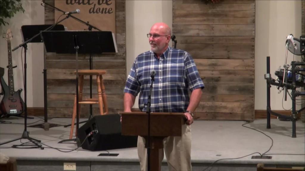 Pastor Appreciation Sunday 10/1/2017