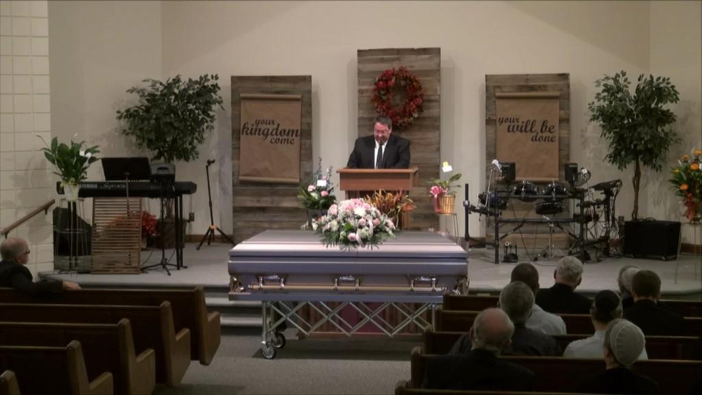 Lorene Riegsecker Funeral