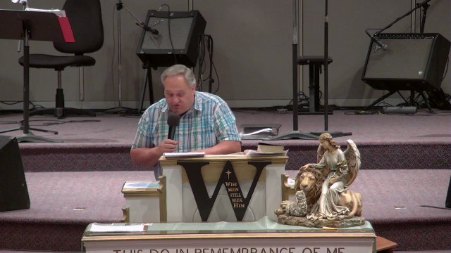 Miracle & Healing Bible College Yr.3 WK 23