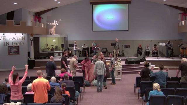 Miracle & Healing Service 10-21-16