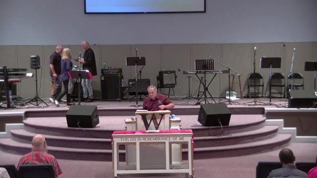 Sunday Service 9-24-17