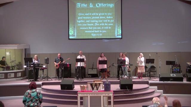 Sunday Service 10-15-17