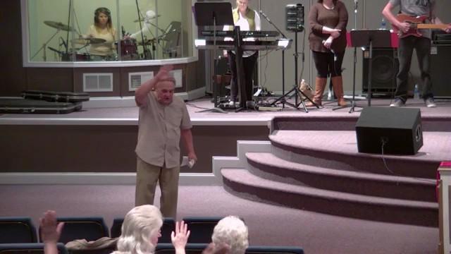 Miracle & Healing Service 10-20-17