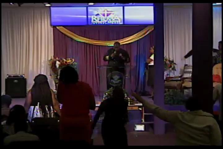 Sunday Service 9-6-15