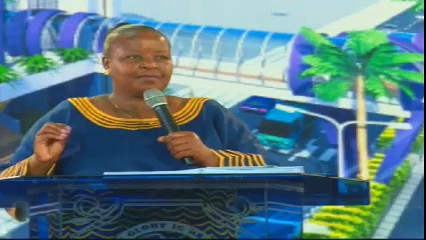 Babylon is fallen/Anointing Service