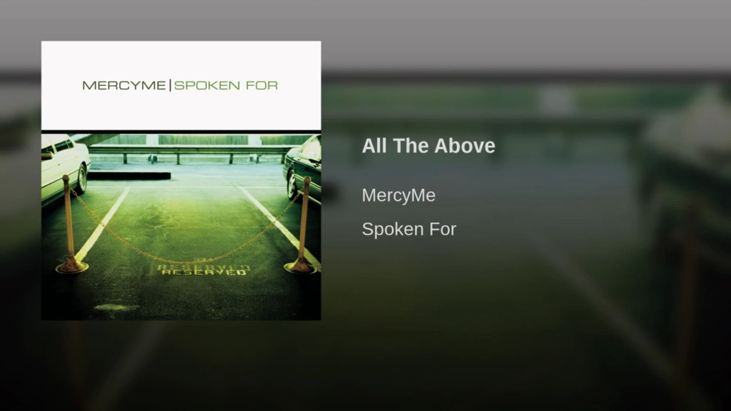 MercyMe  All The Above 720p