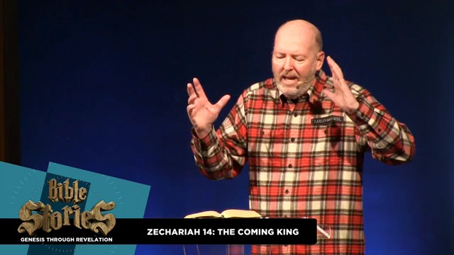 Zechariah 14 The King is Coming
