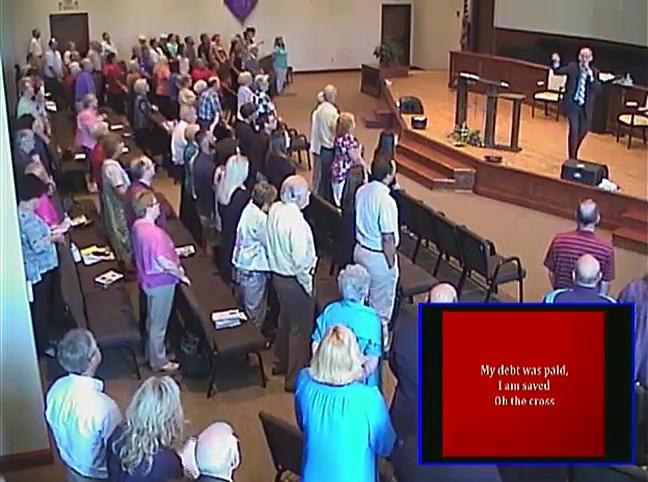 Sunday Service 08-27-2017