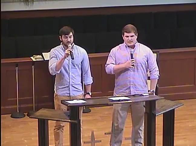 Sunday Service 2-12-17
