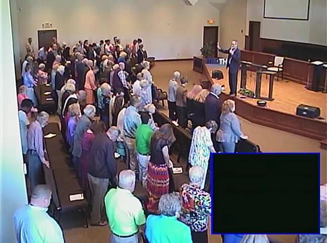 Sunday Service 4-2-17
