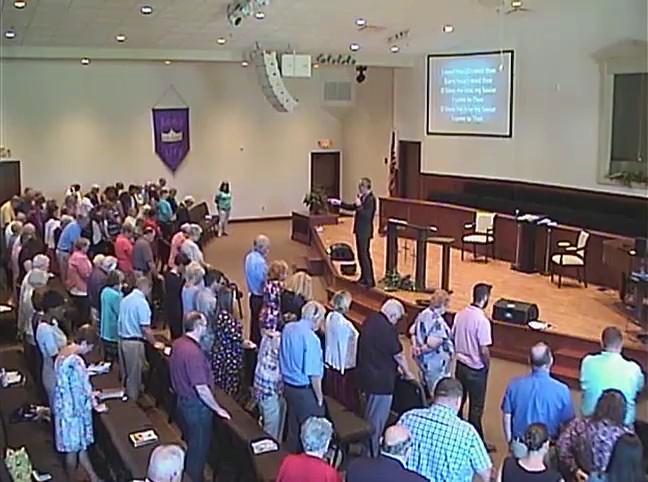 Sunday Service 8-20-17