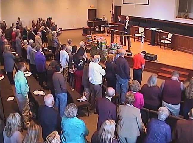 Sunday Service 11-20-16