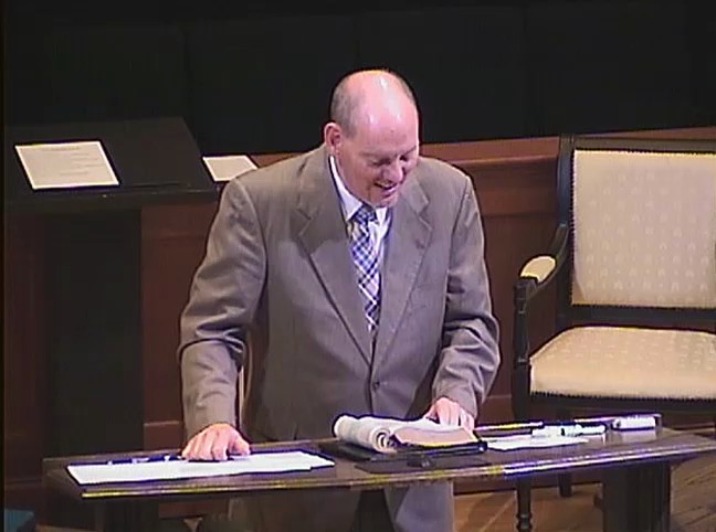 OBC Evening Service 9-18-16