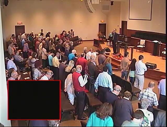 Sunday Service 10-25-15