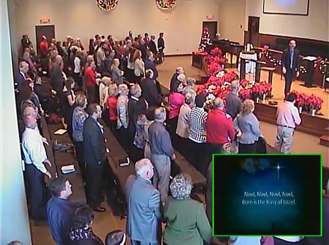 Sunday Service 12-6-15