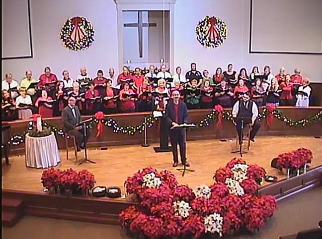 Sunday Service 12-13-15