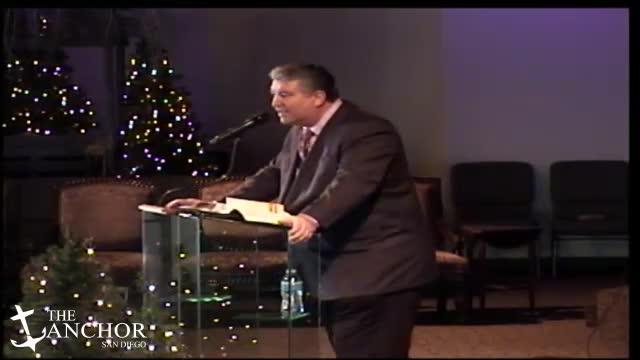 Pastor James N. Larson