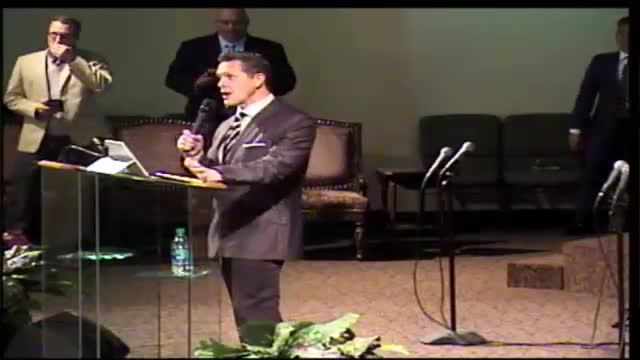 Rev. Ron Boling