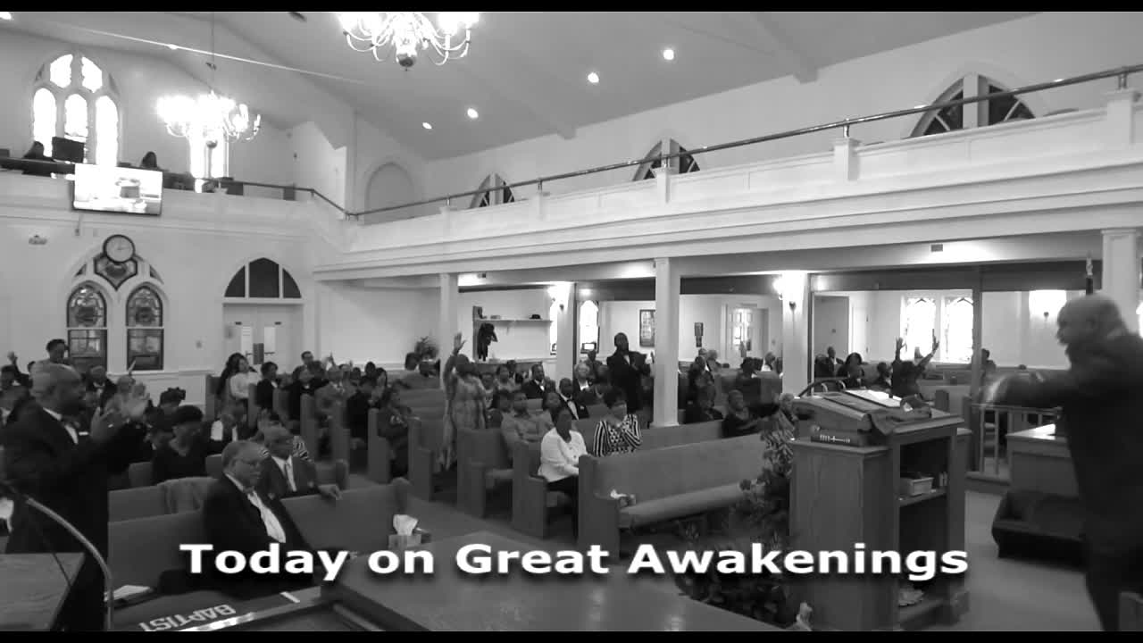 03032018 Great Awakenings