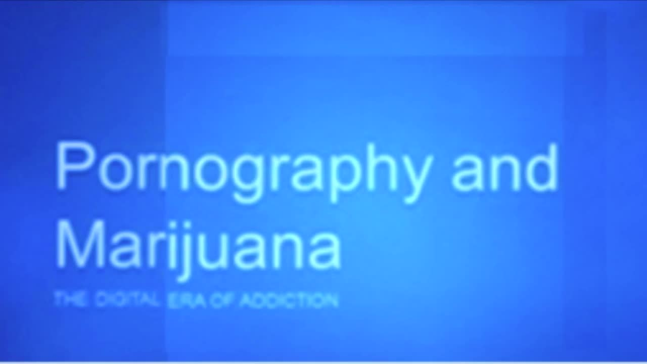 Pornography and Marijuana