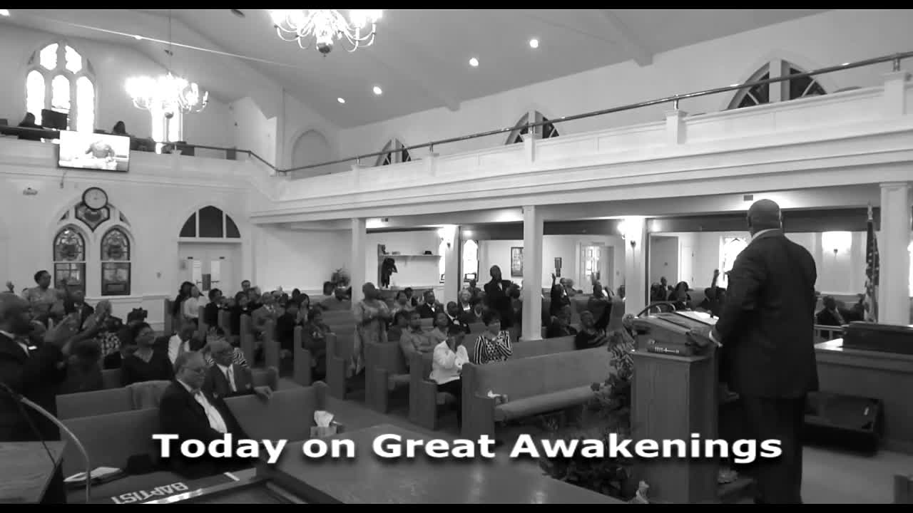 03102018 Great Awakenings