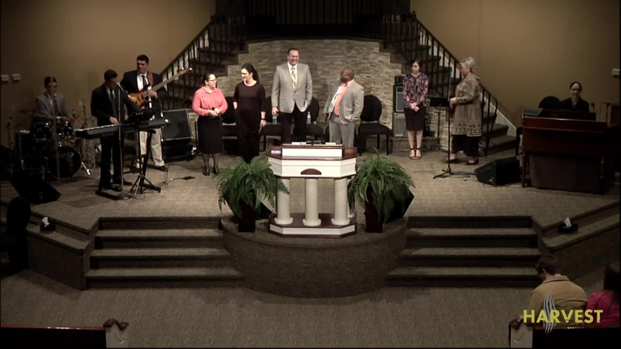 Christ's Burial Plan 3/25/2018 AM