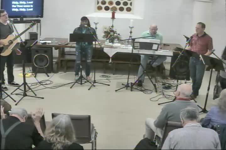 Pastor Andre' Vaynol 3/31/2018