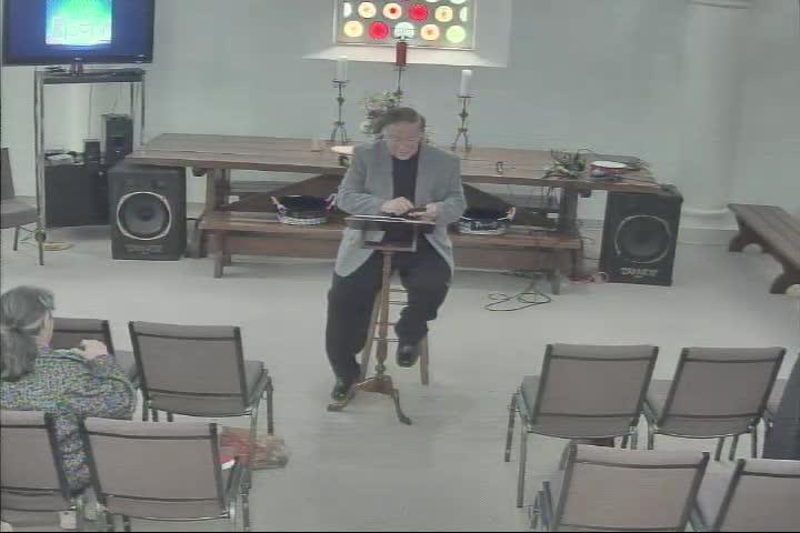 Rev. Ron Lambright 4/15/2018