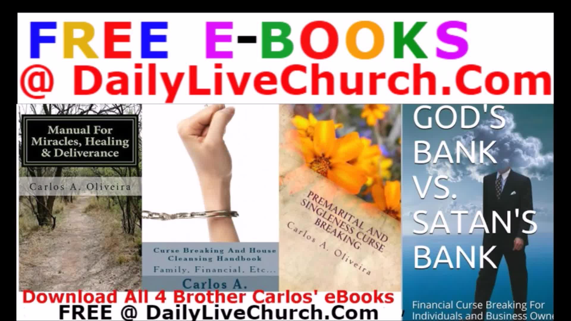 FREE Spiritual Warfare Prayer eBooks pdf