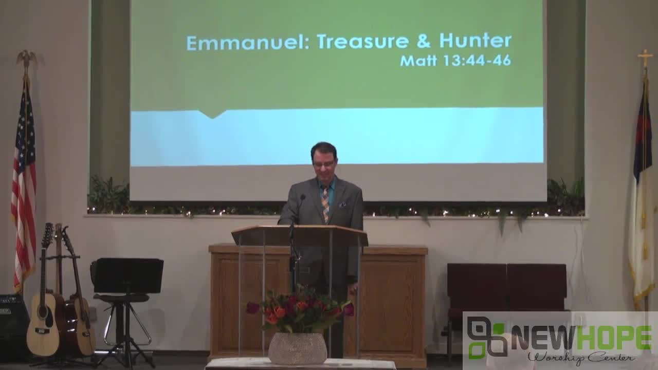 Emmanuel Treasure  Hunter