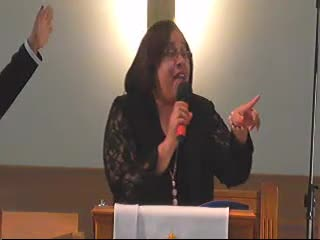 Rev. Sheri Clayborn