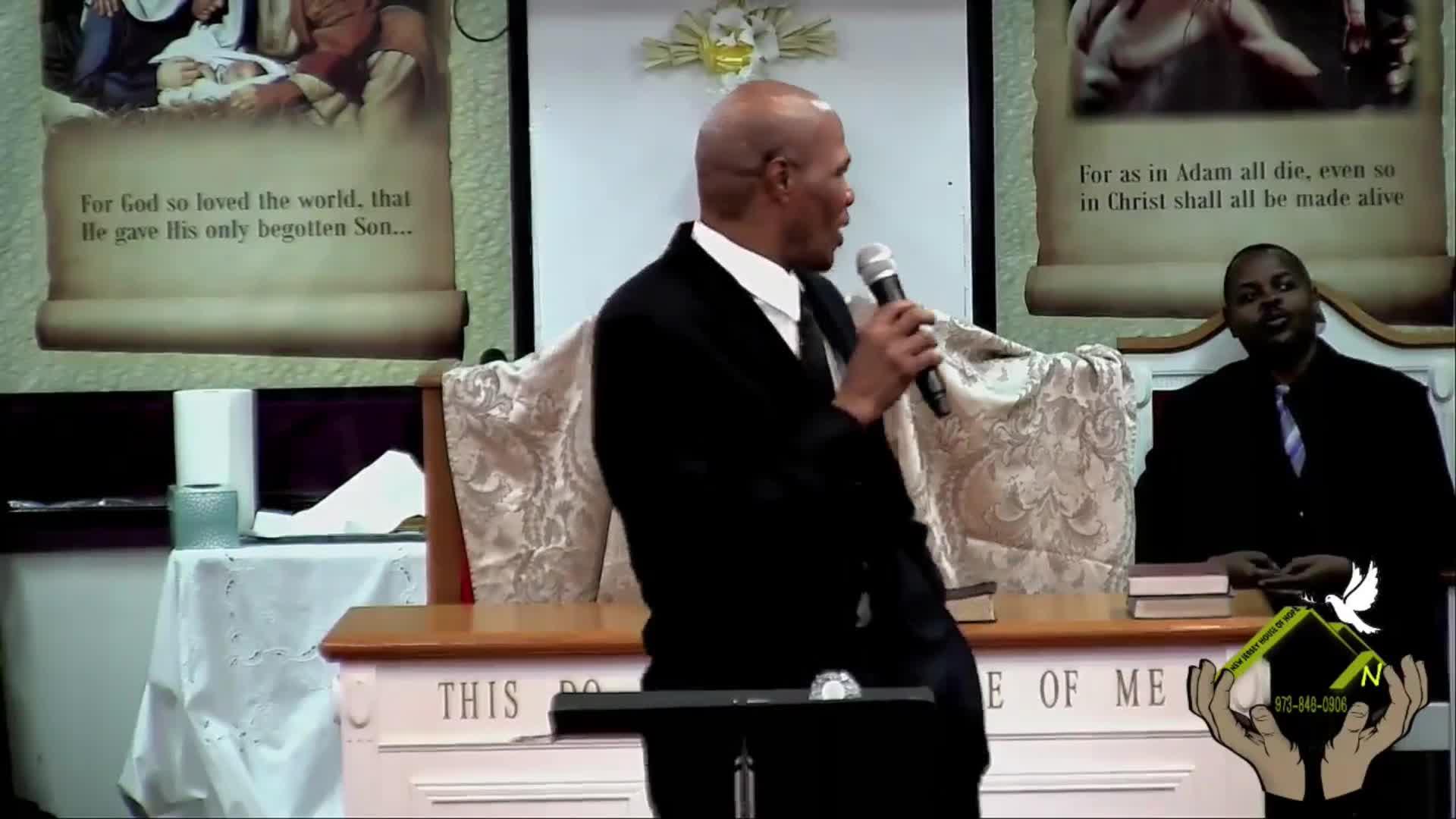Pastor Vincent Emmanuel