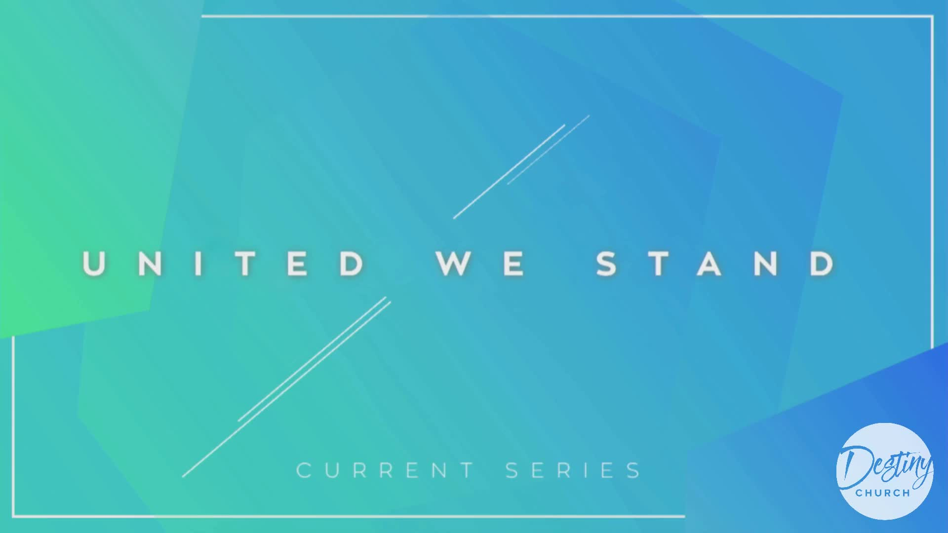 United We Stand Part 1 9 AM