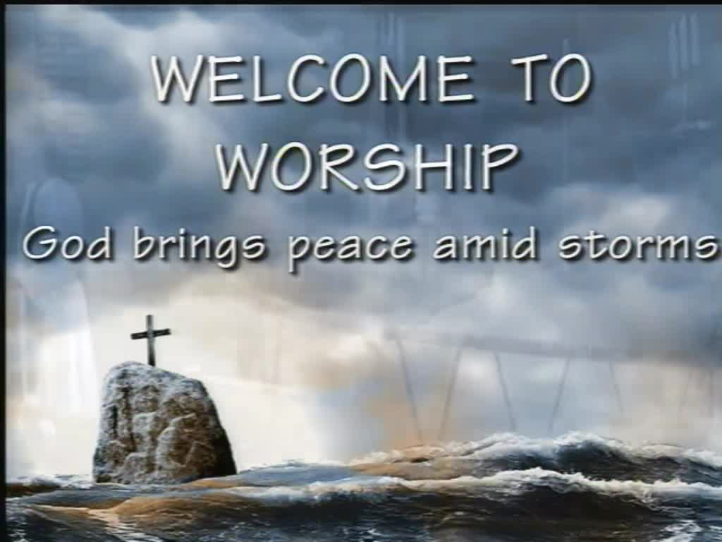 Saturday worship June 23 2018