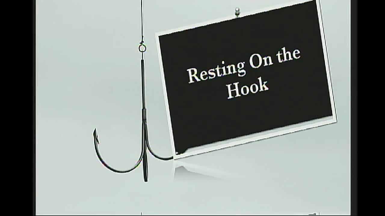 Resting on the  Hook 7/3/2018 5:01:18 PM