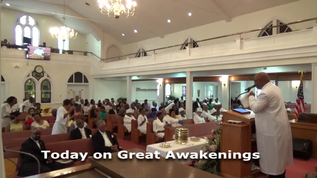07142018 Great Awakenings