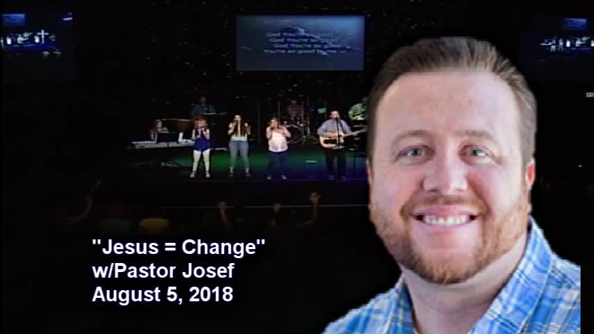 Jesus = Change