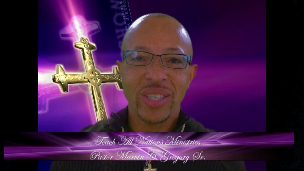 Pastor Gregory Welcomes You