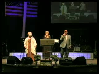 TriCounty Gospel Crusade Night 2 Part 1