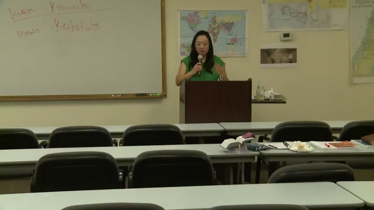 Hmong History of Israel 1 Class 2