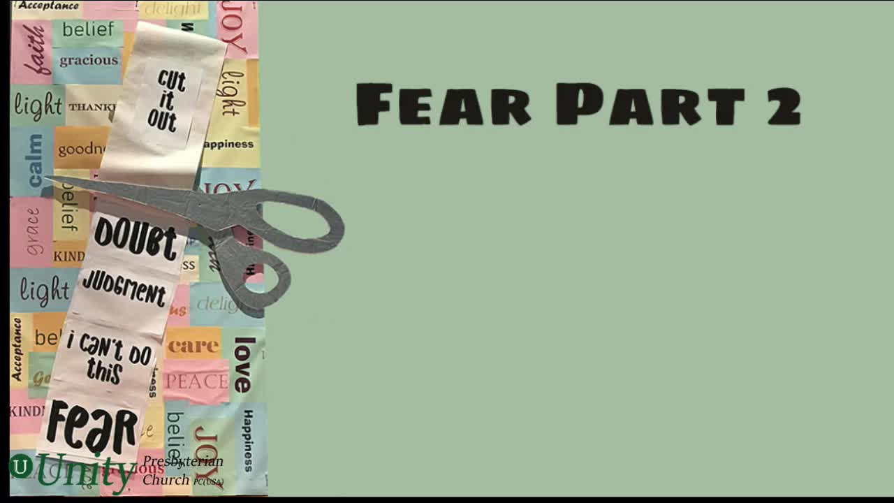 Fear Part 2- 11:00am
