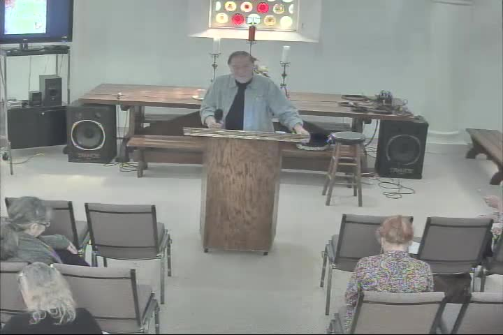 Rev Ron Lambright 9302018