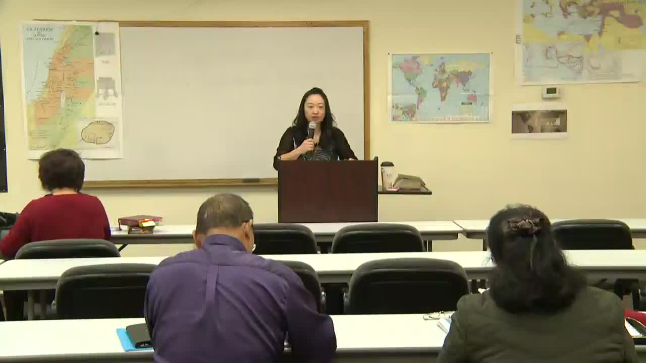 Hmong Preparation for Ministry Class 3