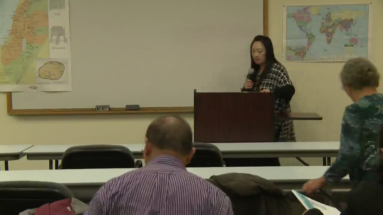 Hmong Preparation for Ministry Class 4