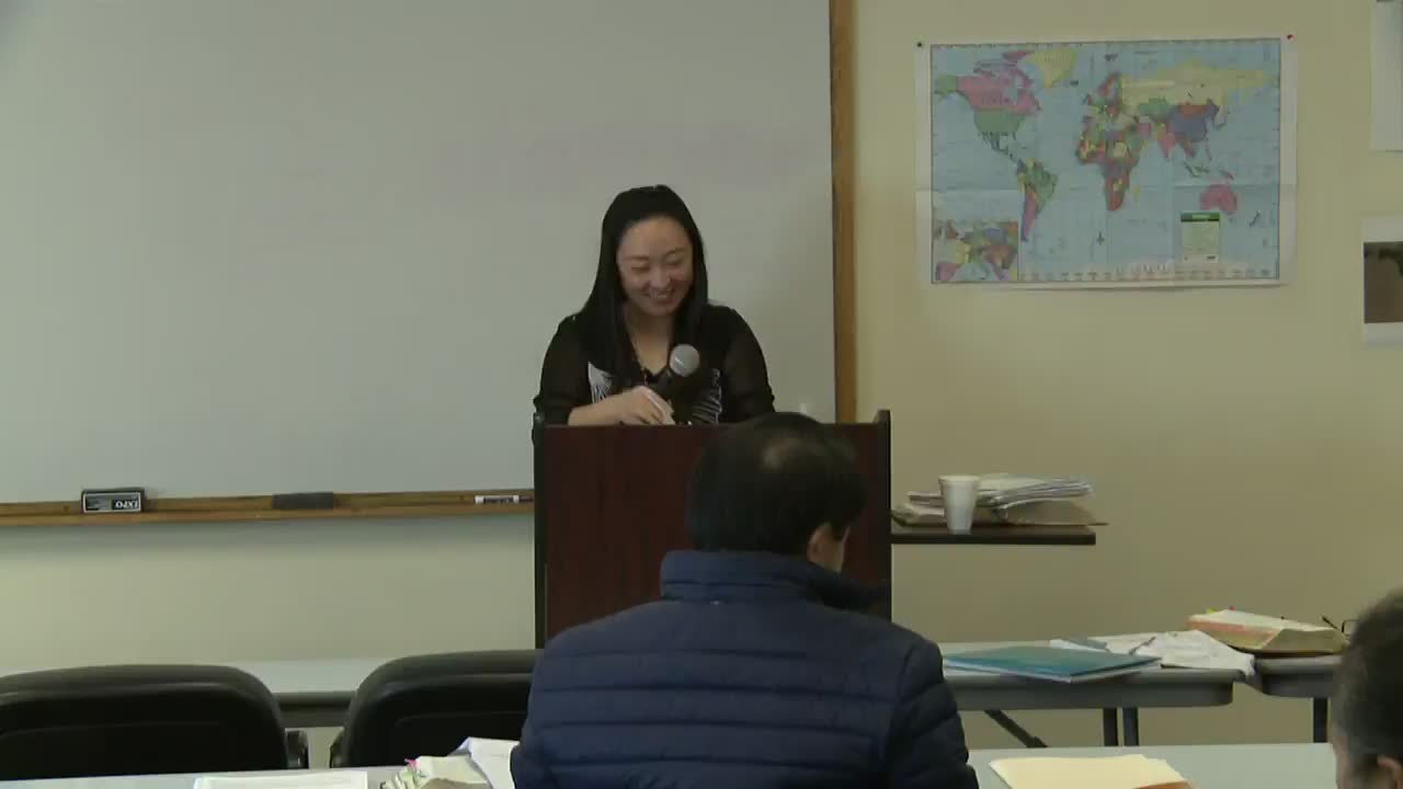 Hmong History of Israel 1 Class 5