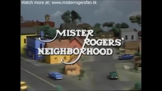 MR ROGERS NEIGHBORHOOD   S2 E3