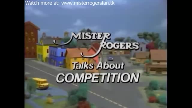 MISTER ROGERS NEIGHBORHOOD  S2 E6