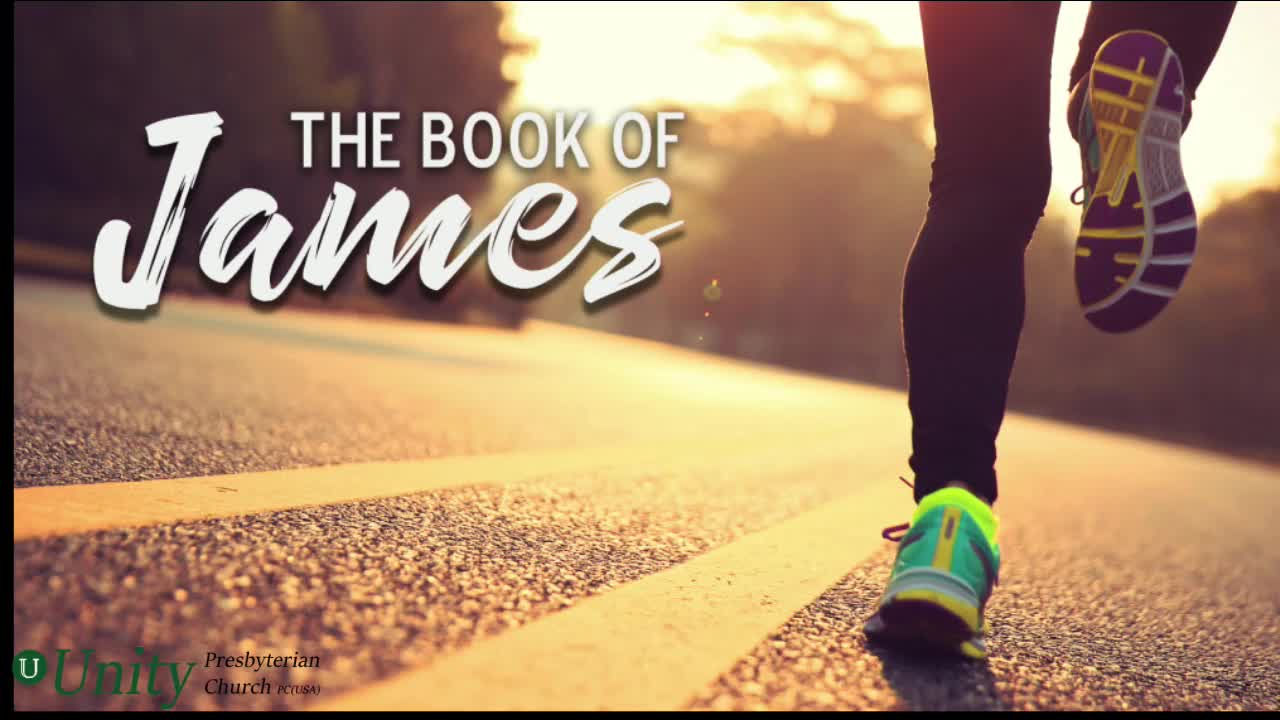 The Book of James - 11:00am