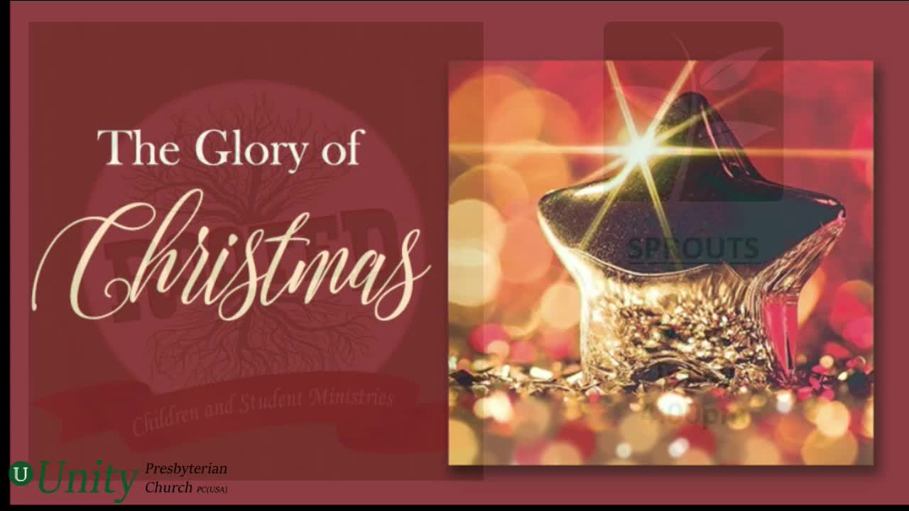 Glory of Christmas- 11:00am