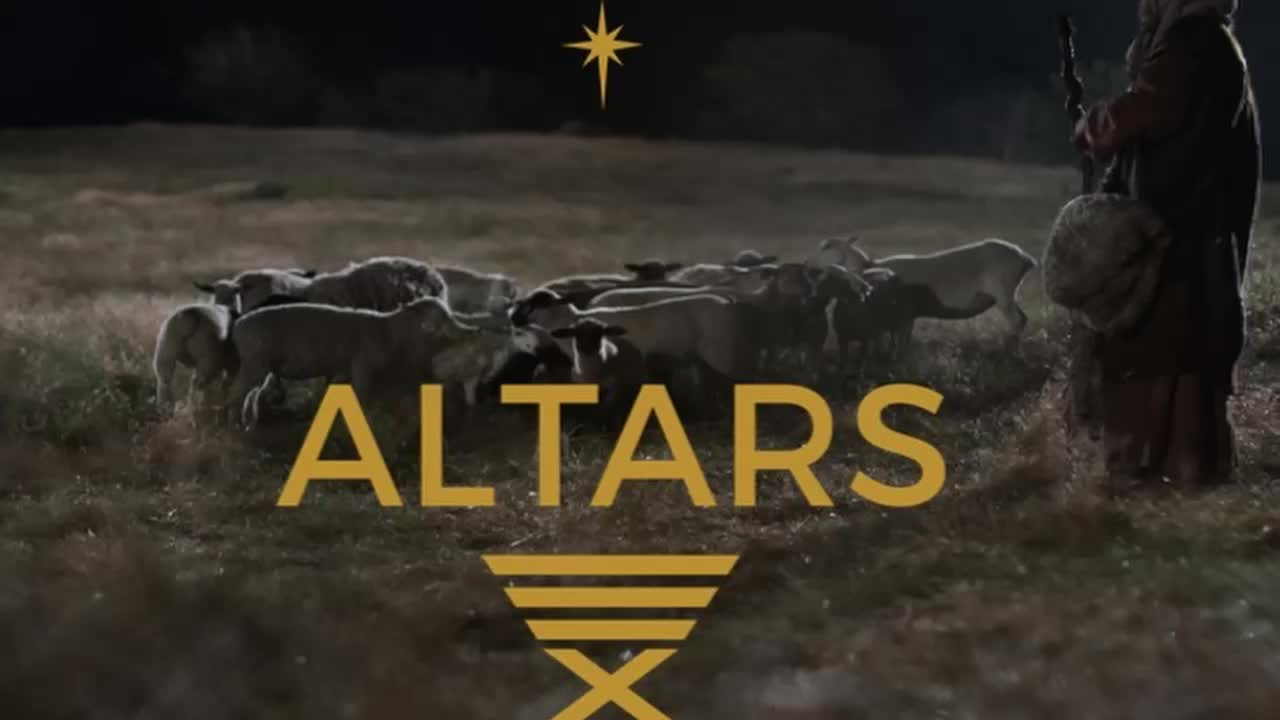 Altars Learning from the Shepherds